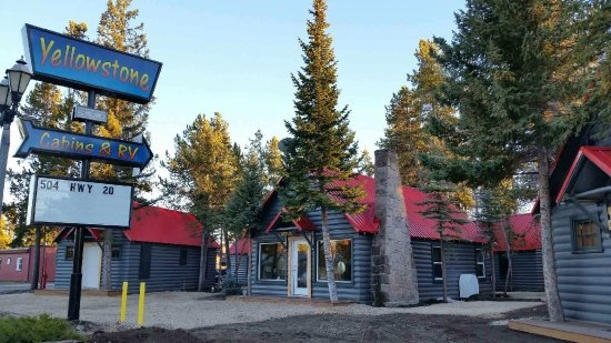 yellowstone cabins and rv park updated 2018 campground reviews Yellowstone Cabins And Rv Park West Yellowstone Mt