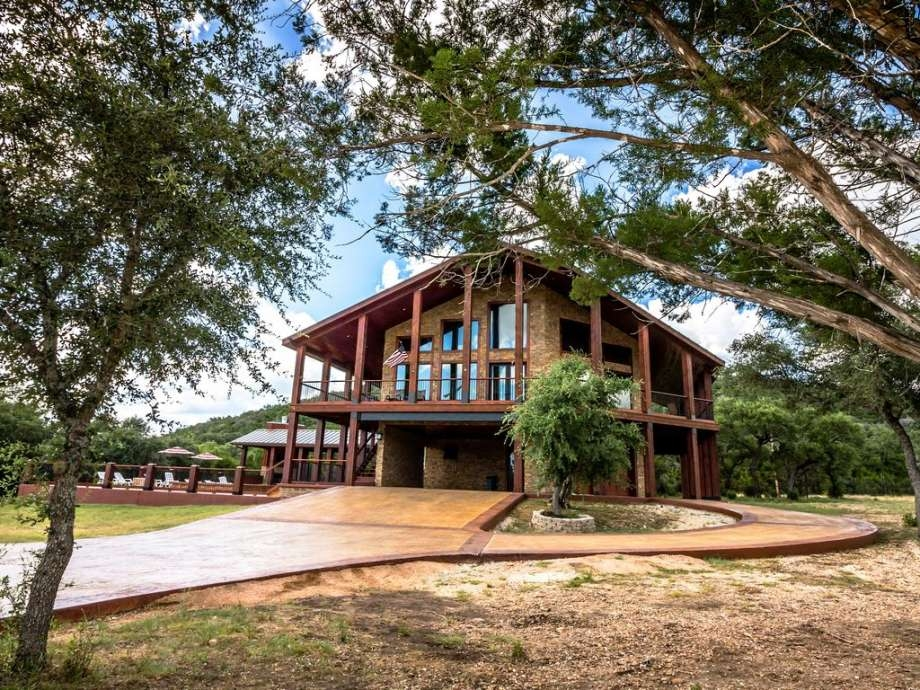 10 cabins near garner state park and the frio river perfect for a Garner State Park Cabin Pictures