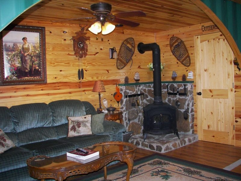 15 awesome shipping container hunting cabins legendary whitetails Shipping Container Hunting Cabin