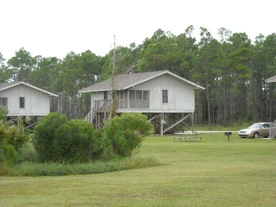 cabin 15 picture of gulf state park campground gulf shores Gulf Shores State Park Cabins
