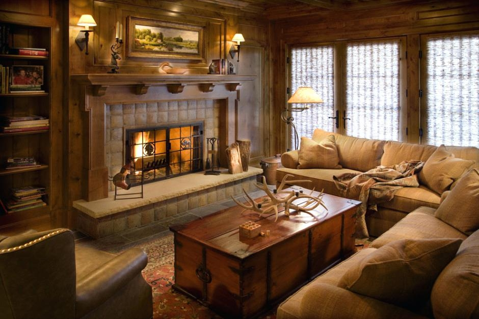 cabin living room furniture living room ideas Country Cabin Living Room Ideas