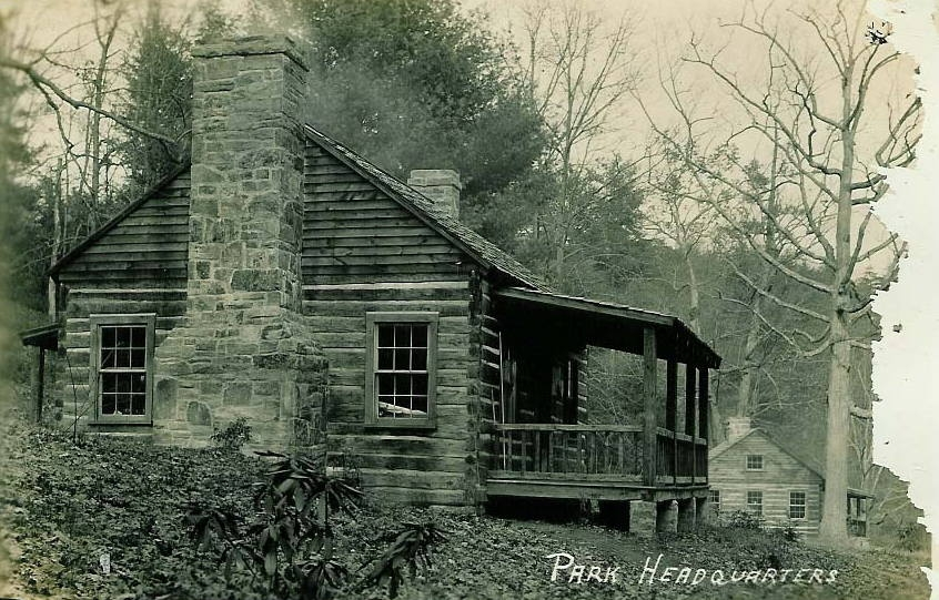 camp hardy Lost River State Park Cabins