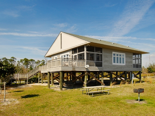 gulf state park cabins and cottages gulf shores alabamatravel Gulf Shores State Park Cabins