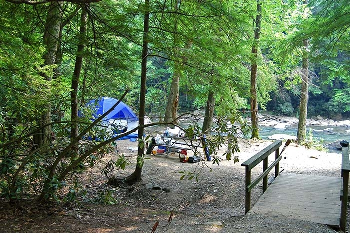 its electric audra state park moves into 2015 with 30 amp service West Virginia State Park Cabins