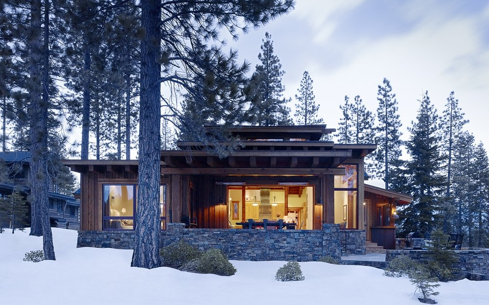 Mountain Cabin | Small House Swoon |
