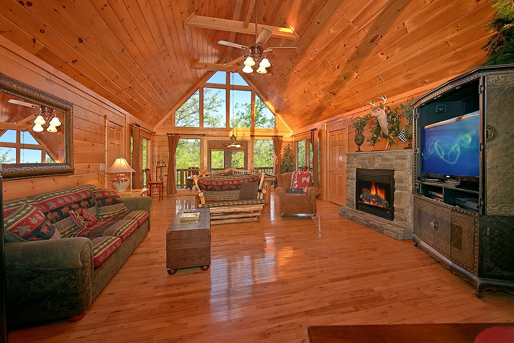 Interior Design Tips For Small Cabins & Cottages - Earle Design