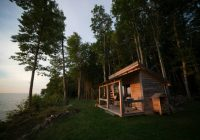 11 waterfront michigan cabins to book now for the best summer ever Romantic Cabins In Michigan