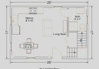 16×24 cabin plans with loft image collections norahbennett 2019 16×24 Cabin Plans With Loft