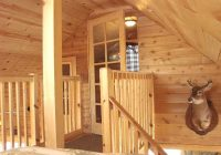 16×24 owner built cabin Adirondack Cabin Plans 16 X24 With Loft