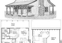 2 bedroom cabin plans with loft google search one dayi will Plans For Small Cabins With Loft