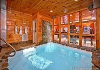 2 bedroom cabin with private indoor pool and sauna tripadvisor Cabin In Tennessee With Indoor Pool