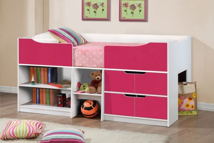 Permalink to Kids Cabin Beds With Storage