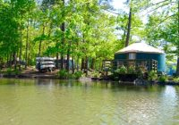 5 georgia state parks that offer yurt camping Ga State Parks With Cabins