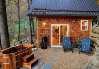 5 one of a kind cabins cottages and yurts near asheville Asheville Nc Cabins With Hot Tubs