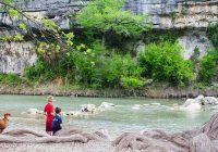 9 great camping spots to scope out in the texas hill country Camping In Texas With Cabins