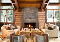 Modern Log Cabin Interior Design-22 Luxurious Log Cabin Interiors You HAVE To See – Log Cabin Hub