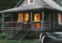 Cool Cabin Ideas-30 Cool Cabin Home Design Ideas That Is Simple Semi Modern | Log Home  Living, Cabins In The Woods, Little Cabin