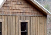 Cabin Siding Ideas-Board And Batten Cottage | Click On Any Of The Thumbnails Below To View A  Larger Picture . . . | Wood Siding Exterior, House Exterior, Siding Options
