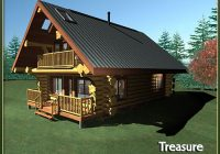 1000 Sq Ft Cabin Plans-Davidson Log Homes :: 500 To 1000 Square Feet