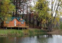 Pet Friendly Cabins Hocking Hills-Hocking Hills-Pet Friendly Cabin With Private Pond – Sugar Grove