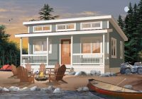 1000 Sq Ft Cabin Plans-House Plan 76166 – Cabin Style With 480 Sq Ft, 2 Bed, 1 Bath