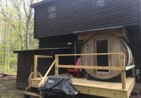 Wilderness State Park Cabins-Northern Bliss Cabin Near Wilderness State Park & Mackinaw – Carp Lake