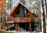 Cabins Adirondacks-2BR Cabin Vacation Rental In Jay, New York #259587 | AGreaterTown