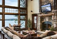 Cool Cabin Ideas-47 Extremely Cozy And Rustic Cabin Style Living Rooms