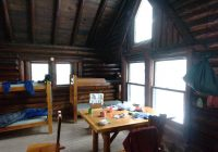 Wilderness State Park Cabins-Cliffs And Ruins: Winter Cabin Camping At Wilderness State Park