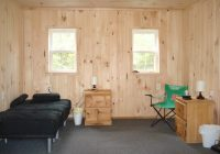 Cabin Interior Walls Ideas-How To Finish The Inside Of A 12 X 20 Cabin On A Budget : 19 Steps (with  Pictures) – Instructables
