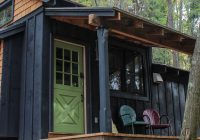 Small Cabins In The Woods-Small Cabins You Can DIY Or Buy For $300 And Up