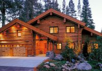 Mountain Home Cabins-Swiss Mountain Log Homes | Custom Log Home Builders In Central Oregon