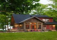 Small Lake Cabin Plans-20 Images Small Lake House Plans With Walkout Basement