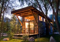 Small Cabins In The Woods-8 Smart Small-Space Living Tips From Cabin Owners