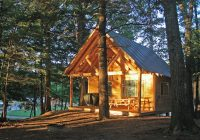 White Mountain Cabins-A New Glamping Resort Is Open In New Hampshire