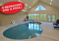 6 Bedroom Cabins In Gatlinburg Tn-A Pool With A View – 6 BEDROOM Cabin In Sevierville