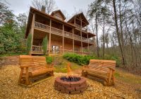 Almost Heaven Cabin-Almost Heaven – Starting At $199.00 | A Blue Ridge Vacation
