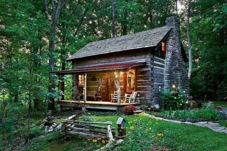 Permalink to 11 Elegant Small Cabins In The Woods