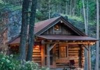 Small Cabins In The Woods-Log Cabin | Dream | Woods | Cabins In The Woods, Cabins And Cottages,  Rustic Cabin