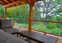 Lost Maples Cabins-The Lost Maples River Lodge – Cabins For Rent In Vanderpool, Texas, United  States