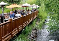 a dinner to remember at trail creek cabin sun valley idaho going Trail Creek Cabin Sun Valley
