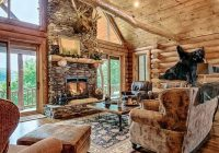 a mountain log home in new hampshire pinterest house Pinterest Outdoor Cabin Decor