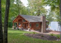 a transformed family lake cabin in wisconsin Fishing Cabins In Wisconsin