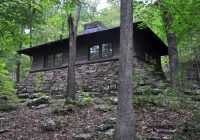 a weekend in the park arkansas outside Arkansas State Parks With Cabins
