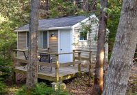 acadia cottages Cabins Near Acadia National Park
