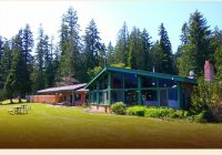accommodations at log cabin resort olympic national park forest wa Cabins In Olympic National Park