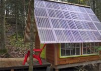 adorable tiny cabin built for 300 off grid world Buy A Small Cabin Already Built