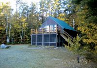 an unplugged cabin in the adirondacks Adirondack Mountains Cabins