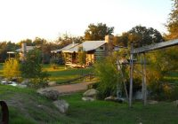 barons creekside 12 cabins 4 family homes lodging in Fredericksburg Texas Cabins