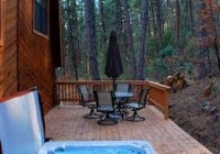 bear paradise 22 cabin for rent in ruidoso new mexico nm hot tub Ruidoso Cabins With Hot Tubs